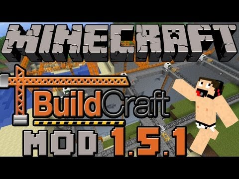 Minecraft mods: Descargar e instalar Buildcraft mod para minecraft 1.4.5