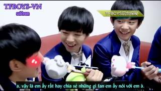 getlinkyoutube.com-[TFBOYS-VN][Vietsub] TFBOYS EP 38 Backstage YinYueTai Vchart Awards