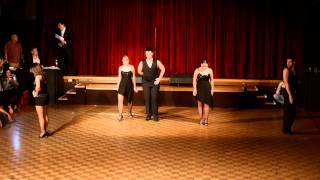 getlinkyoutube.com-A Touch of Salsa Bachata Team | Salsa Extravaganza 2012.08.25