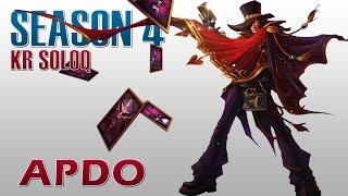 getlinkyoutube.com-Apdo - Twisted Fate vs Zed - KR SoloQ