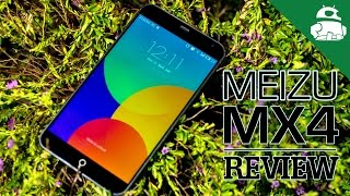 Meizu MX4 Review!