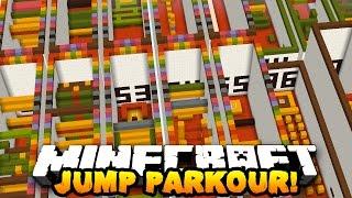 getlinkyoutube.com-Minecraft 60 JUMP PARKOUR! (Special Effect Parkour!) w/PrestonPlayz