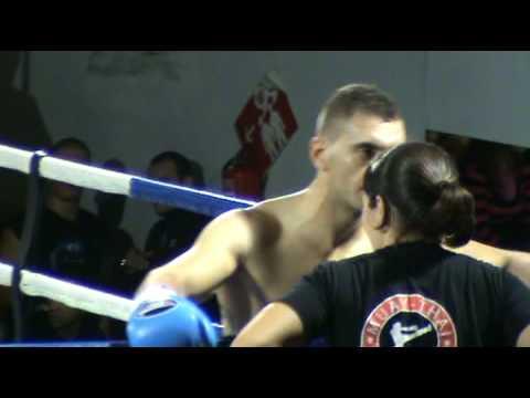 Joel Cruz K1-86kg (3x2)parte1 Arena