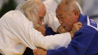 getlinkyoutube.com-Entrenamiento de Judo tradicional. (HD)