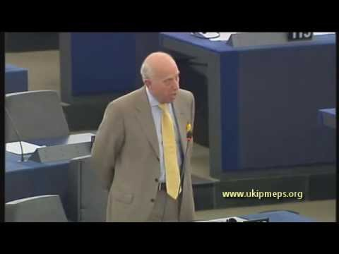 'Man-made global-warming hypothesis' is dead in the water - Godfrey Bloom MEP