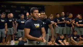 Resumen de los tryouts de The Ultimate Fighter: Brasil 3