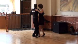 Judy and Michael Argentine Tango 3 Jack and Jill