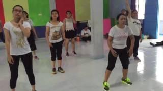 ZUMBA DANCE INDONESIA