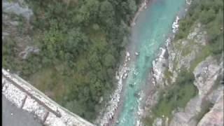 getlinkyoutube.com-Skok sa mosta na Djurdjevica Tari, Tiho