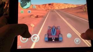 getlinkyoutube.com-Fastest car in Gangstar Vegas | GL Series Lvl  1