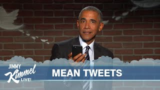 getlinkyoutube.com-Mean Tweets - President Obama Edition #2