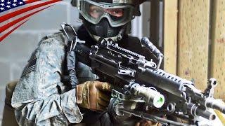 getlinkyoutube.com-US Army Spartan Airborne Brigade in Close Quarters Urban Combat Training - 米陸軍スパルタン空挺旅団の近接市街戦(CQB)訓練