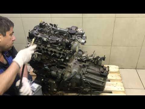 Двигатель Hyundai для ix