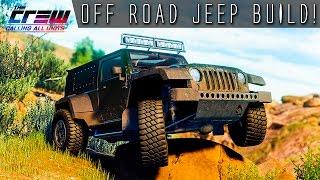 getlinkyoutube.com-Off Road Jeep Wrangler Rubicon Build! | The Crew: Calling All Units