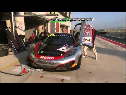 Spain - GT1 Navarra Qualifying Race Watch Again | GT World 26/05/2012