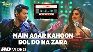 Main Agar Kahoon/Bol Do Na Zara   T-Series Mixtape   Armaan Malik & Jonita Gandhi    Bhushan Kumar