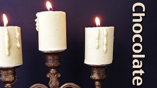 getlinkyoutube.com-Chocolate Candle Recipe HOW TO COOK THAT Ann Reardon