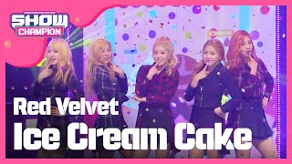 쇼챔피언 - episode-140 Red Velvet - Ice Cream Cake