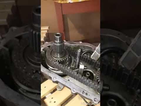 Где у Derways Ковбой находится сальник двигателя
