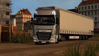 getlinkyoutube.com-[ETS2 v1.22] ProMods v2.0 *across Szczecin* *Testdrive Part5*