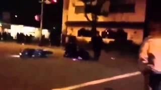 getlinkyoutube.com-暴走族を警察がこけさすww