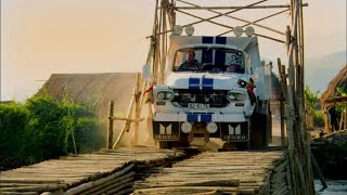 getlinkyoutube.com-Crossing The Bridge - Top Gear - Series 21 Burma Special - BBC