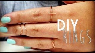 getlinkyoutube.com-DIY Rings