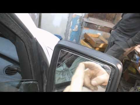 Как снять бокове зеркало на Opel Combo