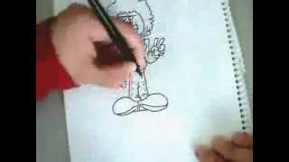 getlinkyoutube.com-Meilleur dessinateur au monde