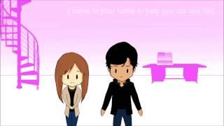 getlinkyoutube.com-A Thousand Years - Christina Perri Animated Music Video by exgardevior