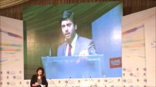 getlinkyoutube.com-Fawad Khan delivers the Keynote Address at SOT2016 & is Interviewed by Sidra Iqbal