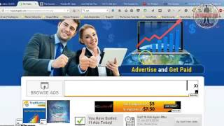 getlinkyoutube.com-My Paying Ads $127 00 Paypal Payment Proof! Live Withdrawal   YouTube