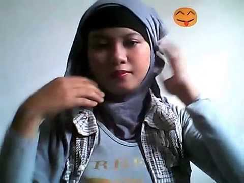 Video Tutorial Kerudung Modern