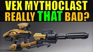 getlinkyoutube.com-Destiny: Is The Vex Mythoclast Really THAT BAD?