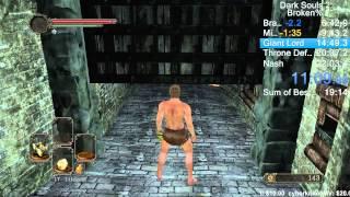 getlinkyoutube.com-Dark Souls II Any% Speedrun in 20:14