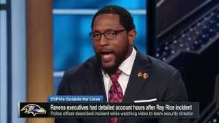 Ray Lewis Emotional About Ravens (HD)