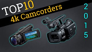 getlinkyoutube.com-Top Ten 4k Camcorders 2015 | Best 4k Video Camera Review