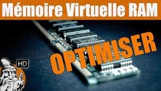 WINDOWS 7 - Booster la mémoire virtuelle RAM - TUTO #8
