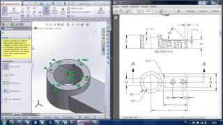 getlinkyoutube.com-Solution of the Certified SolidWorks Professional Sample Exam - CSWP