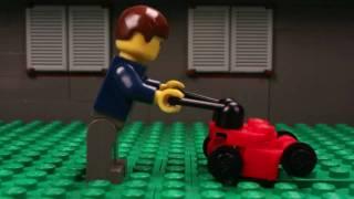 getlinkyoutube.com-The Dandelion | LEGO Brickfilm