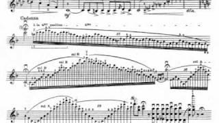 getlinkyoutube.com-Wieniawski, Henryk 8 Etudes Caprices op.10  5,6,7,8