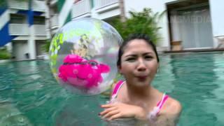 getlinkyoutube.com-CELEBRITY ON VACATION 26 DESEMBER 2015 -  jessica mila dan Kevin Julio Liburan Di Bali Part 2/3