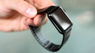 getlinkyoutube.com-REVIEW: Space Black Apple Watch