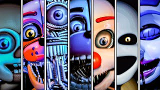 getlinkyoutube.com-Five Nights at Freddy's Sister Location All Jumpscares