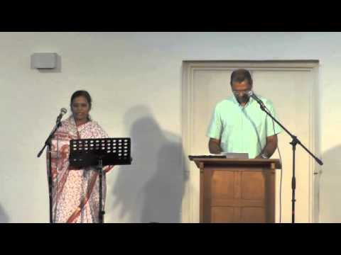 ECF Manorpark London Tamil Church Sunday Service 13 07 2014