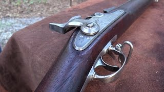 getlinkyoutube.com-1863 Springfield Civil War rifle  Chapter 2