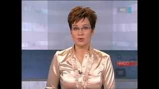 getlinkyoutube.com-Newsreader in Satin Blouse