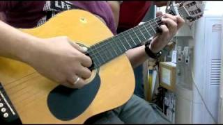 Let Me Be The One  - Jimmy Bondoc (Acoustic Cover).mp4