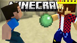 getlinkyoutube.com-ВРАГ КОТОРЫЙ ВСЕГДА ВОЗВРАЩАЕТСЯ - Minecraft Скай Варс (Mini-Game)