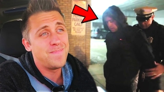 getlinkyoutube.com-Top 5 Youtubers WHO WERE ARRESTED ON CAMERA! (Roman Atwood, VitalyzdTv & More)